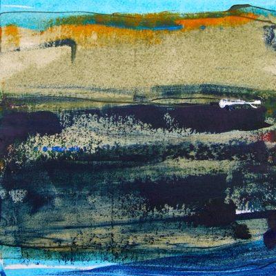 landscapes, 2014, watercolour